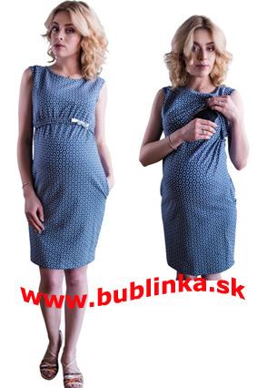 Tehotenské a dojčiace šaty. Skladom S,L,XL